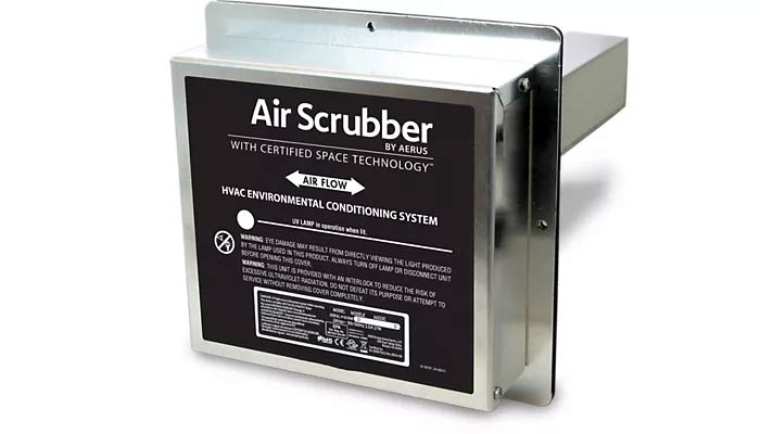 Learn what Air Scrubbers can do for your home